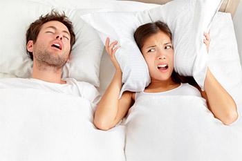 Храп во время сна